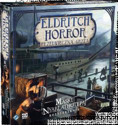 Eldritch Horror: Przedwieczna Groza Maski Nyarlathotepa