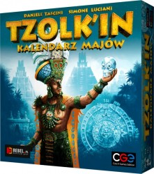 Tzolkin: Kalendarz Majów