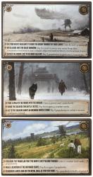 Scythe: pakiet 6 unikatowych kart spotkań (nr 37-42)