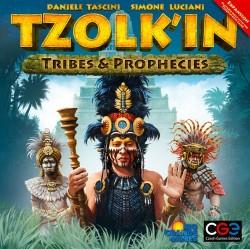 Tzolkin: Kalendarz Majów - Plemiona i Przepowiednie (Tribes & Prophecies)