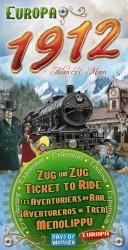 Wsiąść do Pociągu: Europa 1912