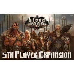 Blood Rage - Rozszerzenie dla 5 gracza (PL)