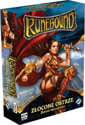 Runebound - Złocone Ostrze (Zestaw przygodowy do trzeciej edycji)