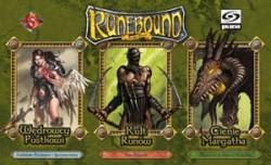 Runebound: Kult Runów