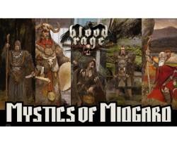 Blood Rage - Mistycy z Midgardu (PL)