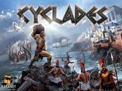 Cyklady (Cyclades)