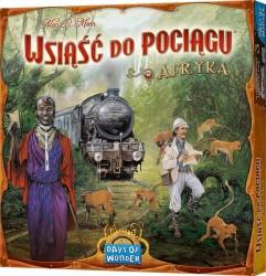 Wsiąść do Pociągu: Afryka (wydanie polskie)