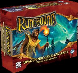 Runebound - Upadek Mrocznej Gwiazdy (zestaw scenariuszowy do trzeciej edycji)