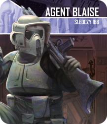IMPERIUM ATAKUJE - Agent Blaise śledczy IBB