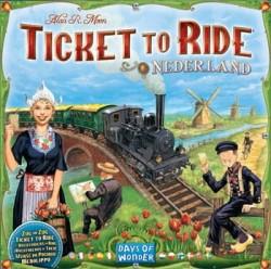 Ticket to Ride: Holandia ( Wsiąść do Pociągu: Holandia )