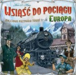 Wsiąść do Pociągu: Europa (ang. Ticket to Ride)