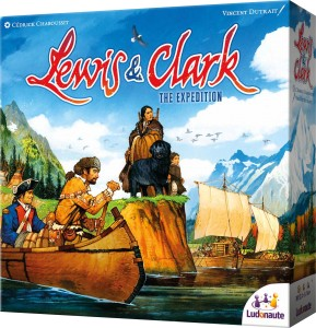 Lewis & Clark: The Expedition (edycja polska)
