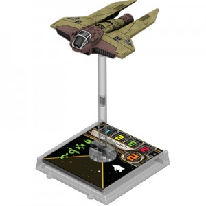 X-Wing: M3-A Interceptor
