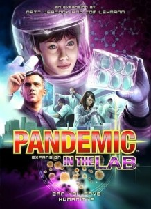 Pandemic - In the Lab