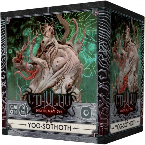 Cthulhu: Death May Die - Yog-Sothoth