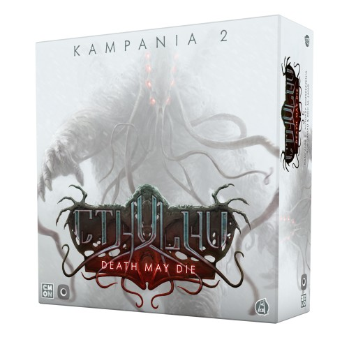 Cthulhu:Death May Die: Kampania 2
